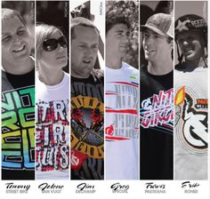 All Of The Nitro Crew