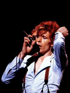 David Bowie In Diamond Dogs Tour At Universal Amphitheater,L. Saint Yves, David Jones, Glam Rock, David Bowie Diamond Dogs, Bowie Starman, The Thin White Duke, Major Tom, New York City, Soundtrack To My Life