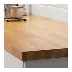 SKOGARP Pracovná doska na mieru - 45.1-63.5x4.0 cm - IKEA