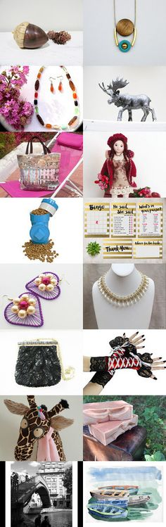 Holiday Shopping! by Ross Greenfield on Etsy--Pinned with TreasuryPin.com