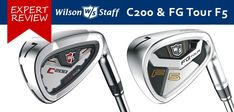 Expert Review: Read our latest review of the new 2016 Wilson Golf C200 & FG Tour F5 Irons! http://www.golfdiscount.com/blog/reviews/2016-wilson-staff-expert-review/?utm_source=Pinterest&utm_medium=referral&utm_campaign=Expert%20Review%20Wilson%20Irons%206-21
