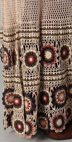 Crochet #skirt scaft #skirt tutorial| http://diy-skirts.lemoncoin.org
