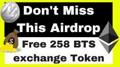 Free Airdrop - Free 258 BTS exchange Token    Dont miss This Token    Ve...
