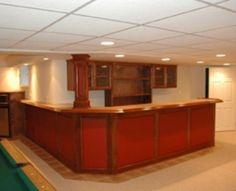 1000 images about unfinished basement ideas on pinterest for Finesse interior design home decor st catharines on