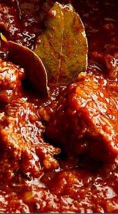 Classic German Goulash - My WordPress Website Fall Recipes, Beef Recipes, Soup Recipes, Cooking Recipes, German Recipes, Bavarian Recipes, Vitamix Recipes, Dutch Recipes, Recipies