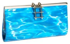 Kate Spade New York-Pool Party Clutch...this is terrific, although I'm not sure I would actually carry it :)