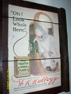 Dried Raisins, Wooden Rack, Corn Flakes, Decoupage, California, The Originals