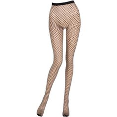 La Perla Women Fishnet Tights ($49) ❤ liked on Polyvore featuring intimates, hosiery, tights, stockings, doll parts, black, fishnet tights, fishnet pantyhose, la perla hosiery and fishnet hosiery