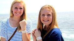 Arise & shine forth bracelets