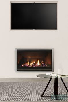 View the Escea Indoor Gas Fire. Chesters showrooms display and sell the Escea range. Gas Fires, Home, Gas, Wall, Gas Fireplace, Indoor, Fireplace, Lounge, Showroom Display