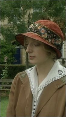 The House of Elliot  1991 Costume seen on Judy Flynn as Madge Howell