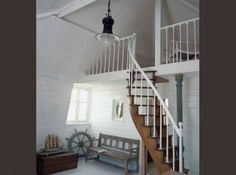 Escalier élégant