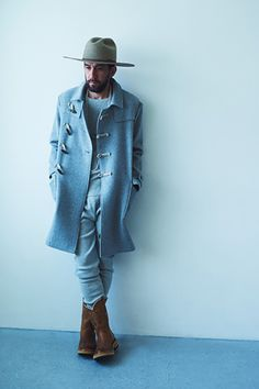 Dress to express, not to impress Mens Fashion Blog, Men's Fashion, Urban Cowboy, Men Closet, Lookbook, Suit And Tie, Complete Outfits, Men Looks, Hats For Men