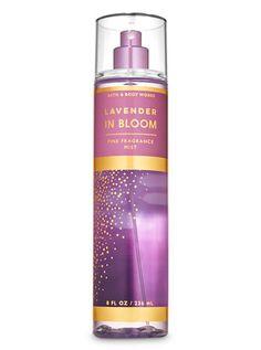 Lavender in Bloom Fine Fragrance Mist | Bath & Body Works
