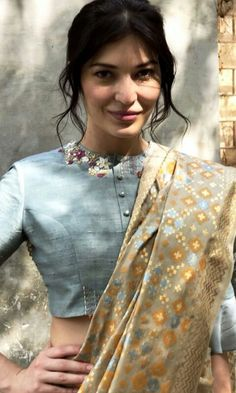 Best 11 – Page 22095854408687450 – SkillOfKing.Com - architecture Blouse Designs High Neck, Stylish Blouse Design, Fancy Blouse Designs, Kurta Designs, Kerala Saree Blouse Designs, Dress Shoes, Shoes Heels, Embroidery, Kurtis