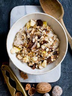 Louises køkken: God grød, porridge