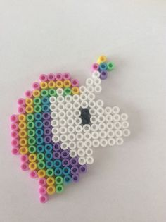 Best Perler beads ideas on Perler Bead Templates, Diy Perler Beads, Perler Bead Art, Pearler Beads, Fuse Beads, Hama Beads Kawaii, Melty Bead Patterns, Pearler Bead Patterns, Perler Patterns