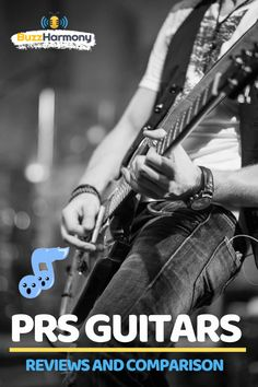 Are you in the market for buying a PRS guitar? Well, you won't want to miss this article. Here we have reviewed the best PRS guitars and models every musician should have. Check them out! #PRSGuitarsReviews #PRSGuitarsDesign