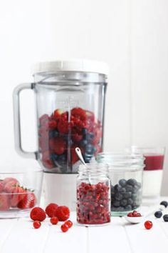 Healthy Smoothie Recipes - Healthy Smoothies - Fruit Smoothie Recipe