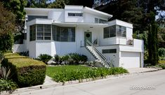 #ArtDeco | Skinner House, Los Angeles, California
