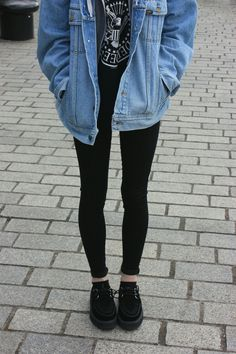 - Best Picture For skirt outfits For Your Taste You are looking for something, and it is going to t - Kpop Outfits, Edgy Outfits, Grunge Outfits, Girl Outfits, Cute Outfits, Fashion Outfits, Mode Grunge, Winter Mode, Pinterest Fashion
