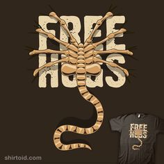 Face hugger. I want this!