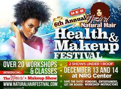 Health and Makeup Festival  http://bobsa.blogspot.com