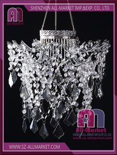 Plastic Chandeliers AML Wedding Decor Pinterest Plastic - Chandelier crystals plastic
