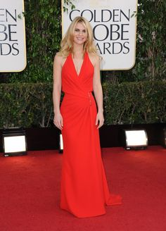 Claire Danes - Golden Globes - Best Dressed 2013