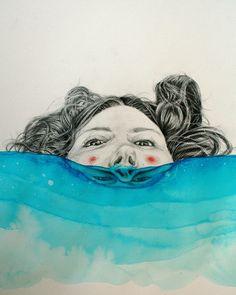 illustration by antonella montes a.k.a. lantomo