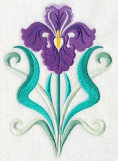 Free Machine Embroidery Designs K8061 (4.86x6.84) K8062 (2.74x3.86)
