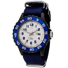 This sporty watch for children and young people from the House of MAREA features a soft plastic band and can be very pleasant. The watch is water resistant tested up to 10 bar. Sporty Watch, Bar, Young People, Casio Watch, Rolex, Quartz, Watches, Purple, Children
