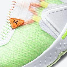 Gatorade Nike PG 4 Release Date - Sneaker Bar Detroit Sneaker Bar, Shoulder Sling, Yellow Accents, Glass Slipper, Nike Basketball, Shoes Sport, Women's Shoes, Neon Green, Designer Shoes
