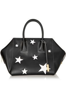 Stella McCartney Cavendish large cutout faux leather tote   NET-A-PORTER #2015bags