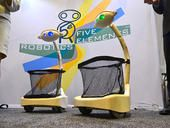 No one likes to haul shopping purchases, but would you pay $1,400 for a robot cart that follows you around?