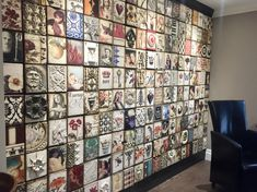 Crafted Decor is one of the largest Sid Dickens retailers in Canada - stocking the entire current collection as well as many RETIRED tiles.