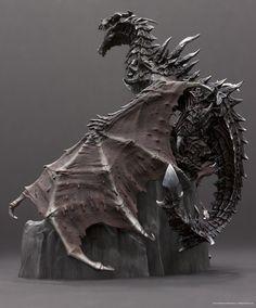Skyrim Dragon - DIY