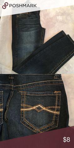 Jeans Dark skinny Mudd Jeans Skinny