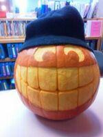 Halloween Pumpkin 2011  by ashley zaczek