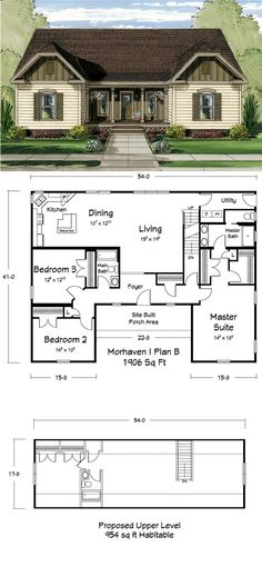 1000 images about ranch floor plans on pinterest floor for Perfect kitchen floor plan
