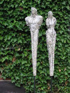 Bildergebnis Für Skulpturen Garten