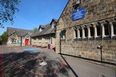 St Mattias Church Of England Primary School on Cardigan Lane, Burley, Leeds, LS4.