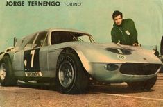 1967 Liebre II Tornado - Jorge Ternengo Sport Cars, Race Cars, Vintage Race Car, Toys For Boys, Grand Prix, Cars And Motorcycles, Rally, Automobile, Torino