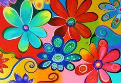 Kleurrijk schilderen met de Americana acrylverf   KippersHobby - groothandel in hobbymaterialen