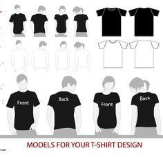 Download Tshirt Template