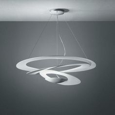 pirce lampara colgante 1x400w r7s blanco (1239010A) - Artemide / iLamparas.com