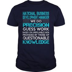 Awesome Tee For National Business Development Manager T-Shirts, Hoodies. VIEW DETAIL ==► https://www.sunfrog.com/LifeStyle/Awesome-Tee-For-National-Business-Development-Manager-117733897-Navy-Blue-Guys.html?id=41382