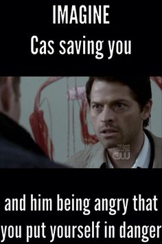 """What the heck were you thinking?!"" Cas shouts. ""Taking on a whole nest?! Stupid Hill! If your brothers were here they would kill you!"" I couldn't help it. I burst into tears. ""Well they're not here Cas! Deans dead! Stabbed! Sam's out drinking 24/7! I have no one! No one else to hunt with! And hunting is the only way I cope! So don't swoop in and save me! I had to do this! ON MY OWN!"" I'm bawling but I don't care. Cas stands there silent. But then slowly, pulls me into a hug."