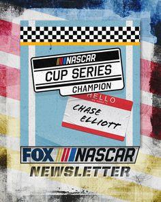 FOX SPORTS Rick Hendrick, Marquee Events, Brad Keselowski, Joey Logano, Chase Elliott, Fox Sports, The Championship, Nascar, Things To Come