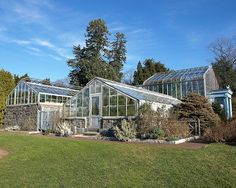 Wave Hill Conservatory, Bronx, New York City